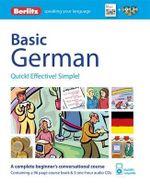 Berlitz Language : Basic German : Berlitz Basic - Berlitz