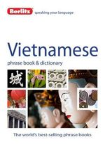 Berlitz Language : Vietnamese Phrase Book & Dictionary - Berlitz