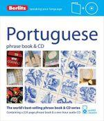 Berlitz Language : Portuguese : Berlitz Phrase Book & CD   - Berlitz