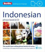 Indonesian : Berlitz Language : Phrase Book & CD - Berlitz