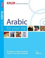 Berlitz Arabic for Your Trip : Berlitz for Your Trip Series - Berlitz