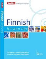 Berlitz Finnish for Your Trip - Berlitz