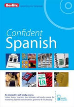 Berlitz Language : Confident Spanish - Berlitz