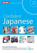Berlitz Language : Confident Japanese - Berlitz