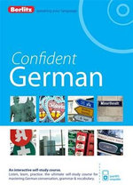 Berlitz Language : Confident German - Berlitz