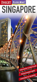 Insight Flexi Map : Singapore - Insight Guides