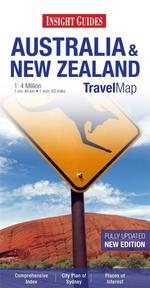 Insight Travel Maps : Australia & New Zealand : Insight Travel Maps - Insight Guides