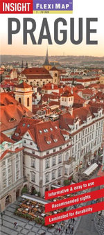 Insight Flexi Map : Prague