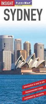 Sydney : Insight Flexi Map - Insight Guides