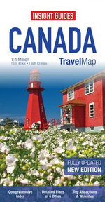 Insight Travel Map : Canada : Insight Travel Maps - Insight Guides