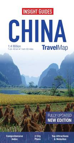 Insight Travel Map : China - Insight Guides