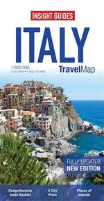 Insight Travel Map : Italy - Insight Guides
