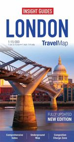 Insight Travel Maps : London : Fully Updated : New Edition - Insight Guides