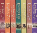 Josephine Cox Series 7 Books Pack Collection Set - Josephine Cox