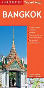 Bangkok : Globetrotter Travel Maps - Globetrotter