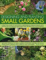 Designing and Planting Small Gardens - Peter McHoy