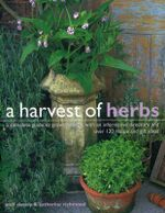 A Harvest of Herbs - Andi Clevely