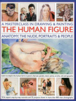 A Masterclass in Drawing & Painting the Human Figure - Sarah Hoggett