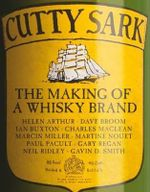 Cutty Sark : The Making of a Whisky Brand - Ian Buxton