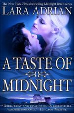 A Taste of Midnight - Adrian Lara