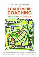 The Leadership Coaching Alligator Handbook : Navigating Your Success - Kevin R. Oubridge