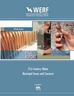 21st Century Water Municipal Issues and Concerns : Literature Review: Infr5sg09a - Neil Weinstein