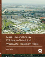 Mass Flow and Energy Efficiency of Municipal Sewage Treatment Plant - Cao Ye Shi