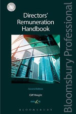 Directors' Remuneration Handbook - Cliff Weight