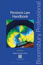 Pensions Law Handbook : (Twelfth Edition) - Pensions Dept Nabarro Nathanson