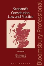 Scotland's Constitution : Law and Practice - Chris Himsworth