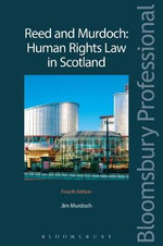 Human Rights Law in Scotland - Robert Reed