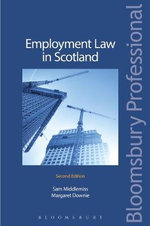 Employment Law in Scotland : (Second Edition) - Sam Middlemiss
