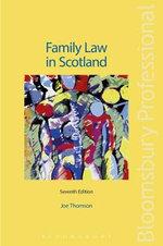 Family Law in Scotland - Joe Thomson