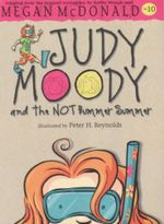 Judy Moody Collection Megan McDonald 10 Books Set - Megan McDonald