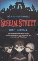 Scream Street Collection : 13 Books Box Gift Set - Tommy Donbavand
