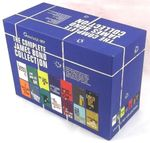 The Complete James Bond Collection : Vintage 007  - 14 Books Collection Box Set - Ian Fleming