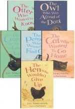 Favourite Animal Stories : 6 Books Set - Heart warming baby animal stories - Jill Tomlinson