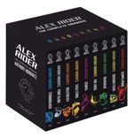 Alex Rider Collection 9 Books Gift Box Set Pack Anthony Horowitz - Anthony Horrowitz