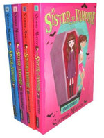 My Sister the Vampire Collection  : Book set : 1 - 8 - Sienna Mercer