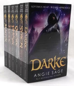 Septimus Heap Collection : 6 book pack - Angie Sage