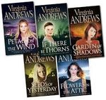 Virginia Andrews Dollanga Collection 5 Books Set - Virginia Andrews