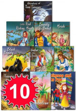 Early Reader Childrens Classic Collection : 10 books in pack