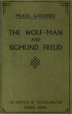 The Wolf-Man and Sigmund Freud