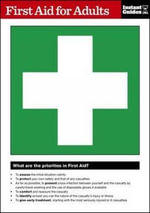First Aid for Adults : The Instant Guide - Instant Guides