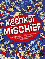 Meerkat Mischief : Amazing puzzles, games and activities  - Lottie Stride