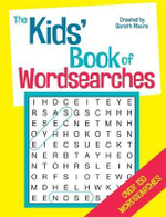 The Kids' Book of Word Searches - Gareth Moore