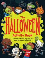 The Halloween Activity Book - Lauren Farnsworth