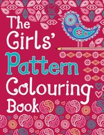 The Pattern Colouring Book - Jessie Eckel