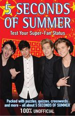 5 Seconds of Summer : Test Your Super-Fan Status - Allan Stewart