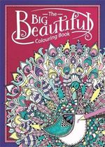The Big Beautiful Colouring Book - Hannah Davies